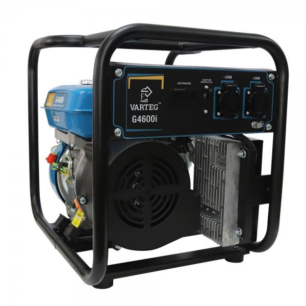 Бензиновый инверторный генератор VARTEG G4600i