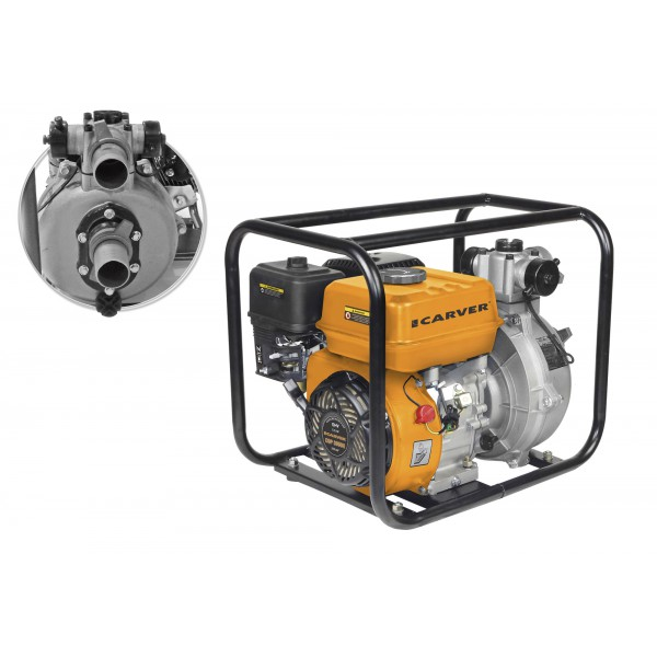 Carver CGP 3050H Насос бензиновый высоконапорный для чистой воды