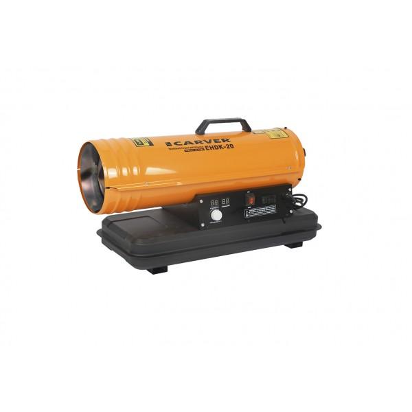 Carver EHDK-20 Тепловая пушка дизельная прямого нагрева