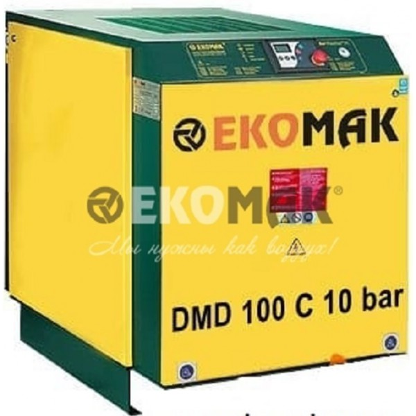 Компрессор винтовой DMD 150 VST-10 бар