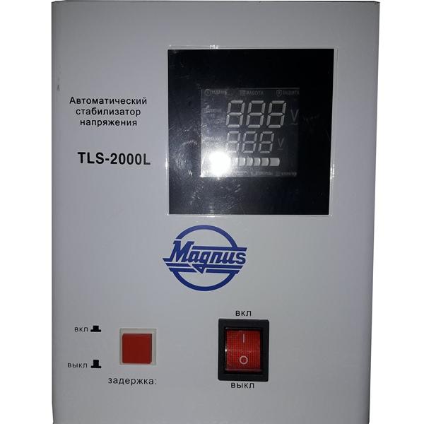 Стабилизатор напряжения автомат. Magnus TLS-2000L от 100В (настенный)