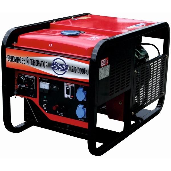 Генератор бензиновый Magnus БГ11000ЕА с возм. подкл. ATS