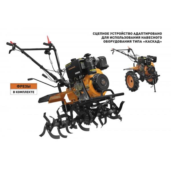 Carver MT-900DE Мотоблок дизельный