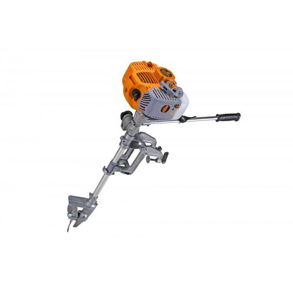 Carver MHT-3,8S Мотор лодочный подвесной