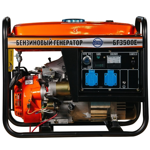 Генератор бензиновый Magnus БГ3500Е