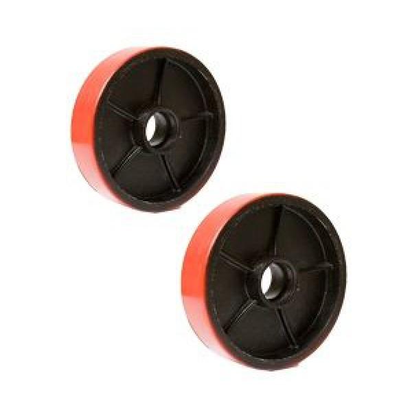 Колесо б/подш полиуретан 180х50мм для тележки гидравлической AC DF/RHP(BF)