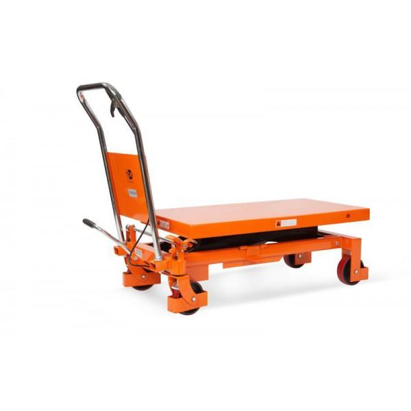 Стол подъемный передвижной 1000 кг 400-1000 мм TOR WP-1000