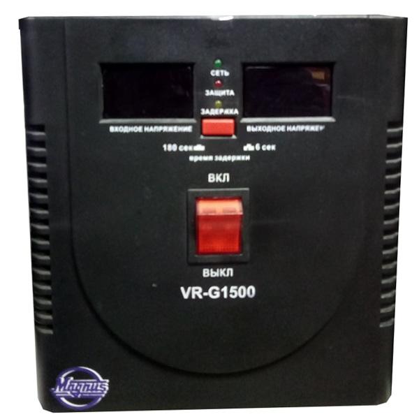 Стабилизатор напряжения автомат. Magnus VR-G1000 напольный