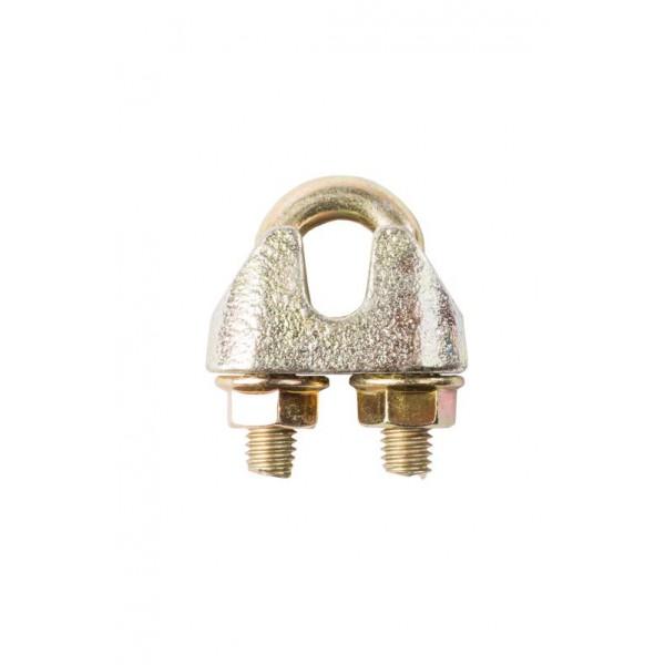 Зажим канатный TOR ф=14 мм DIN 1142