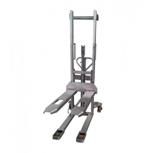 Штабелер гидравлический 1,0 т 1,6 м TOR HSY10 (нержавеющая сталь)
