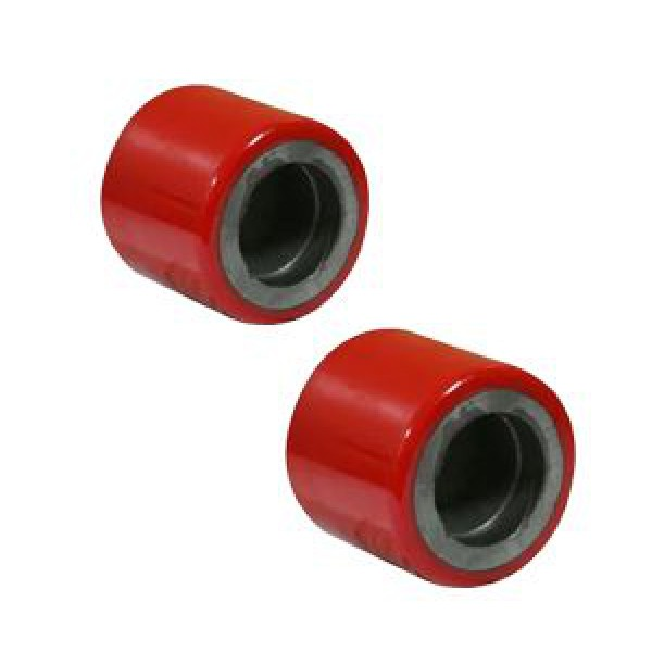 Колесо б/подш. полиуретан 70х60мм для тележки гидравлической JC/BFC/DB/DF-III