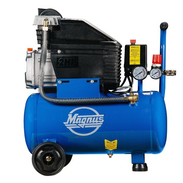 Поршневой компрессор Magnus K-210/24 (8атм.,1,5кВт, 220В,Ф47)