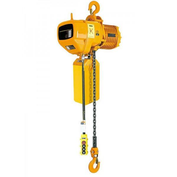 CТАЦ. Таль электрическая цепная TOR ТЭЦС (HHBD01-01) 1,0 т 6 м 220В