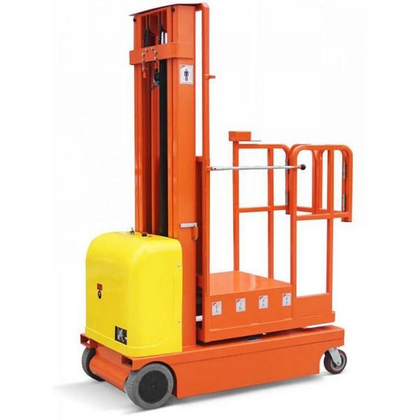 Сборщик заказов самоходный 300 кг 3,5 м TOR GOPZ3502 (трехрамочный)