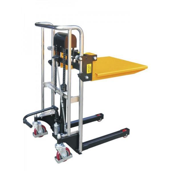 Штабелер гидравлический 0,4 т 1,3 м TOR PJ4130 облегченный