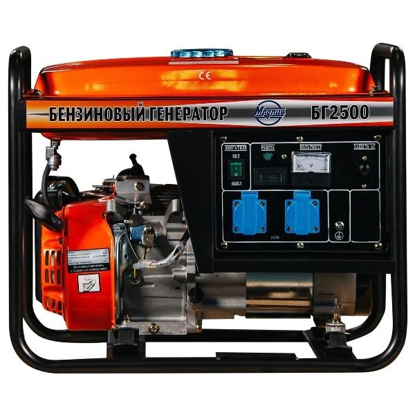 Генератор бензиновый Magnus БГ2500