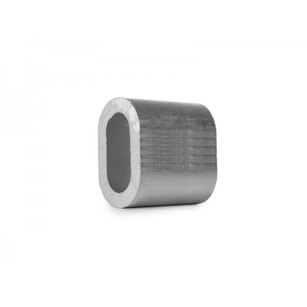 Втулка алюминиевая 11 мм TOR DIN 3093
