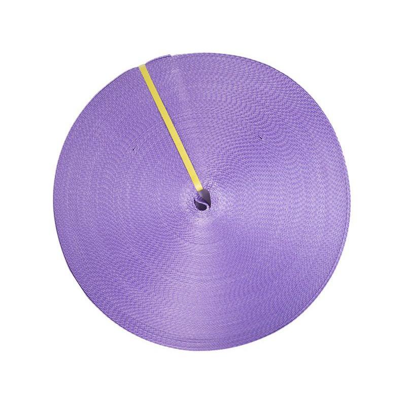 Лента текстильная TOR 6:1 30 мм 3750 кг (фиолетовый)