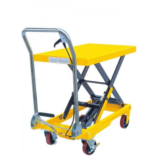 Стол подъемный передвижной 150 кг 225-740 мм TOR SP150