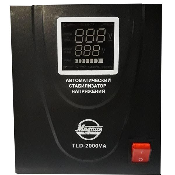 Стабилизатор напряжения автомат. Magnus TLD-2000VA напольный