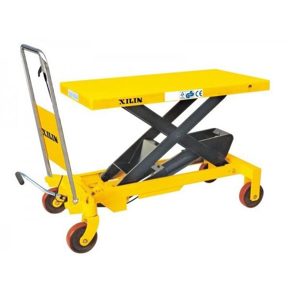 Стол подъемный передвижной 150 кг 302-1100 мм XILIN SPS150