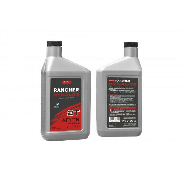 Rezoil Rancher DYNALITE 2T Минеральное моторное масло для двухтактных двигателей