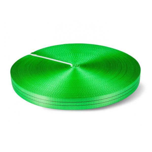 Лента текстильная TOR 7:1 60 мм 9000 кг (зеленый)