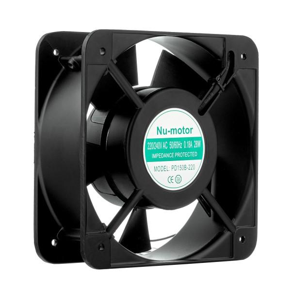 Вентилятор 150х150х51, 220В