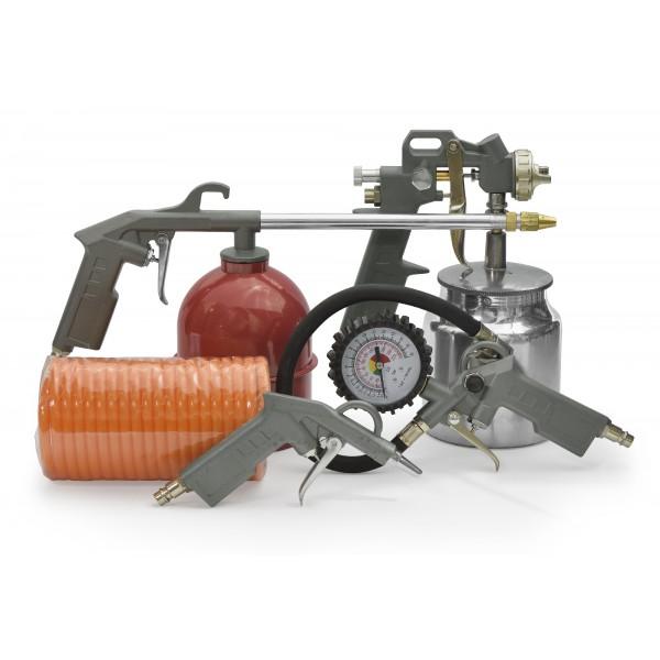 НПИ 005-2 Набор пневмоинструментов из 5 предметов