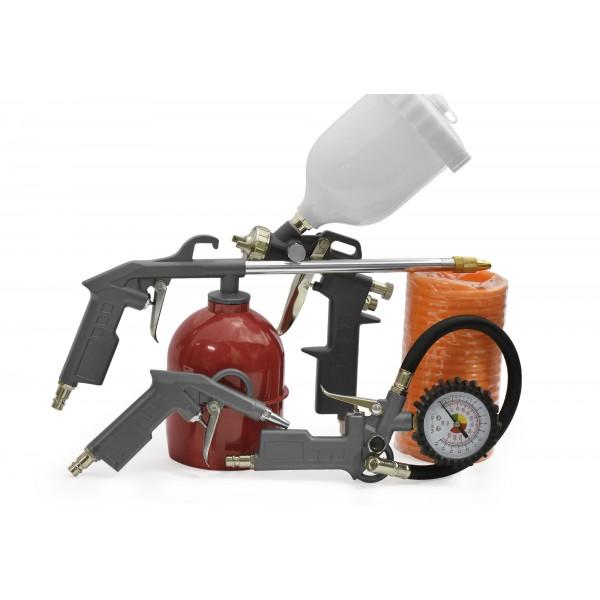 НПИ 005-1 Набор пневмоинструментов из 5 предметов